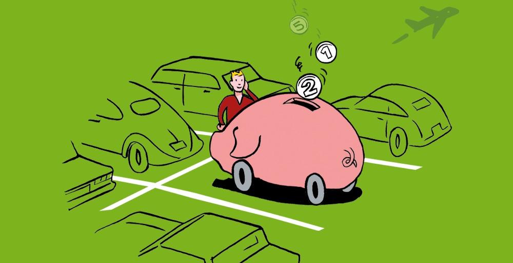 Dtm parkibe sparen