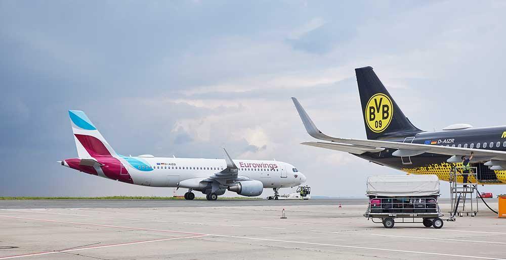 Quartalszahlen dortmund airport