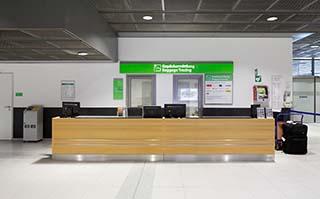 Gepaeckermittlung dortmund airport