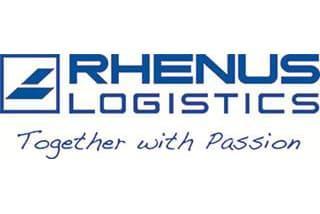 Logo des am Dortmund Airport ansässigen Unternehmens Rhenus Freight Logistics GmbH & Co. KG