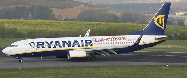 Ryanair wiedervereinigung