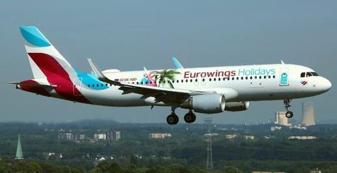 Eurowings holiday design