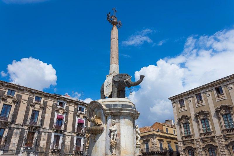 Catania wahrzeichen