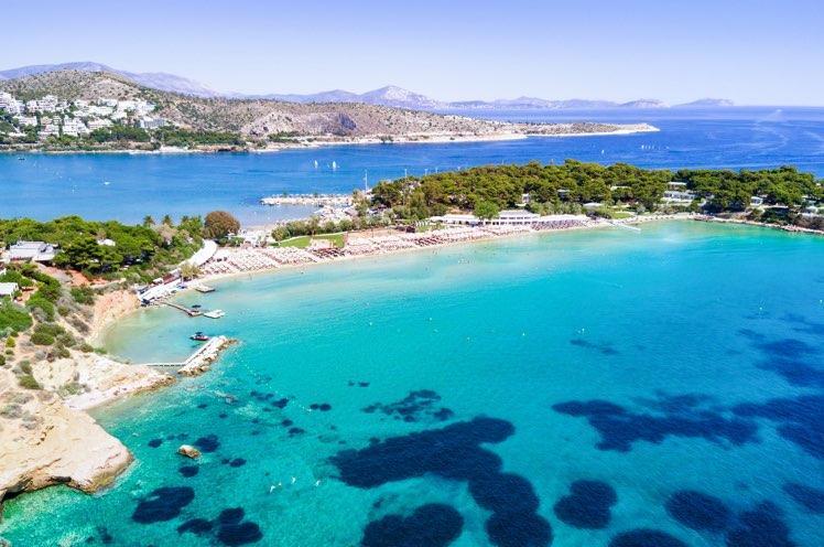 Athen astir beach
