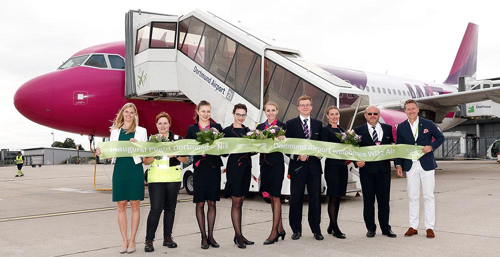 News first flight nis