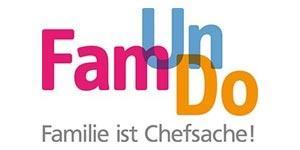 FamUnDo-Logo der Wirtschaftsförderung Dortmund