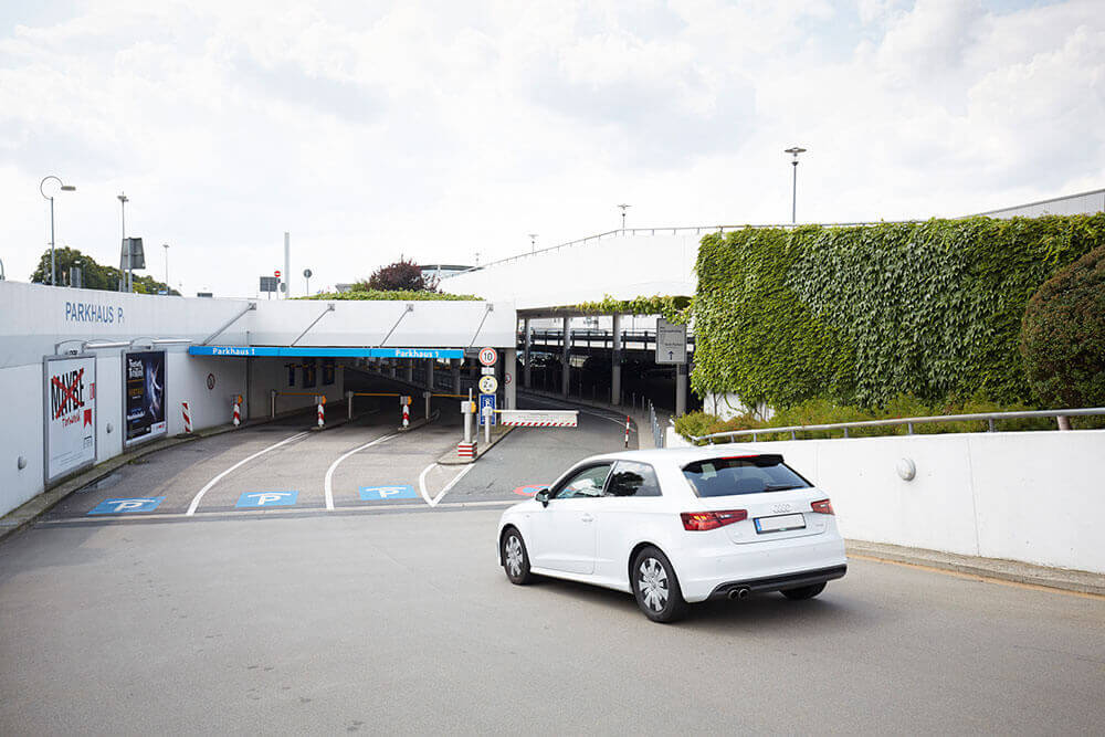 Dortmund airport parkhaus p1 optim