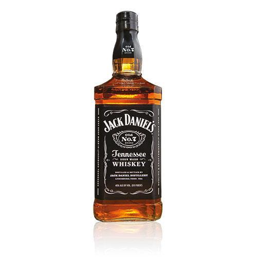 Heinemann whisky jack daniels black