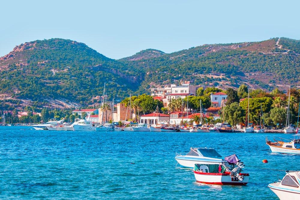 Izmir beach