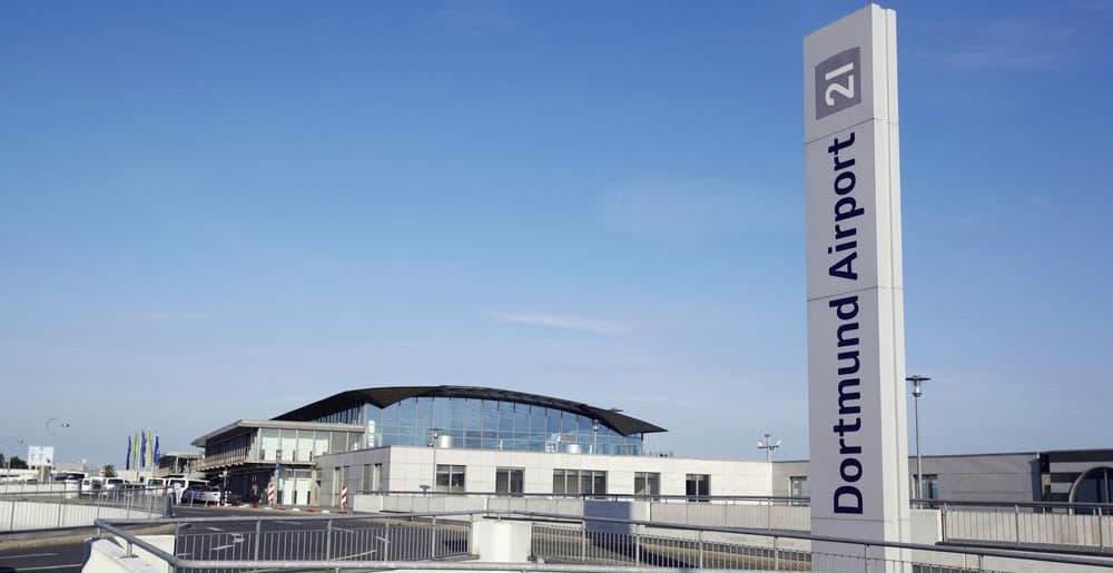 Dortmund aiport news allgemein terminal 1