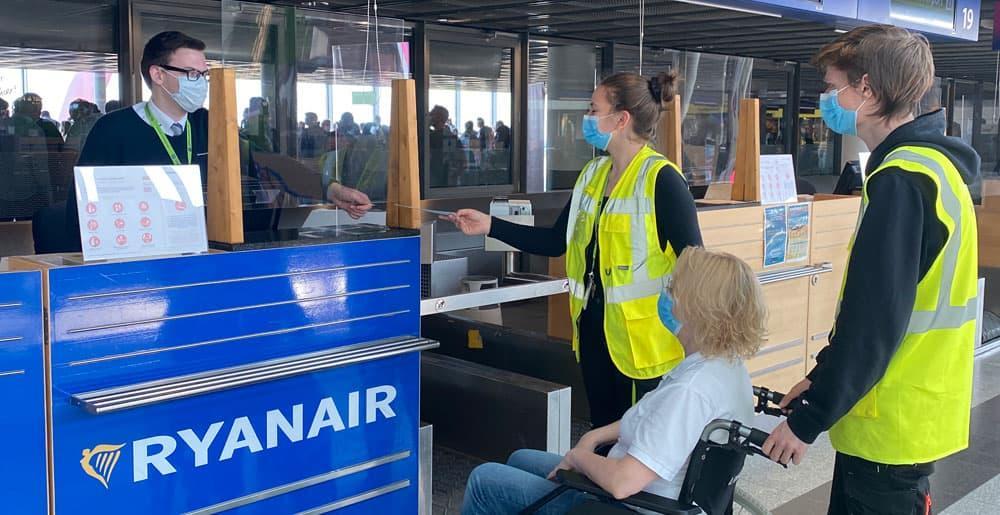 Flughafen dortmund prm service