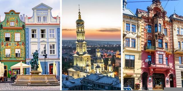 Von Dortmund nach Charkiw, Lemberg oder Posen