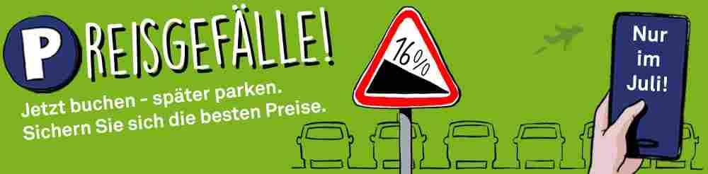 Buchen und Sparen! Jetzt 16% Rabatt auf alle Online-Tarife.