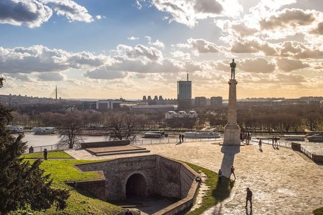 Belgrad place
