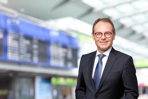 Foto von Udo Mager, dem Geschäftsführer des Dortmund Airport