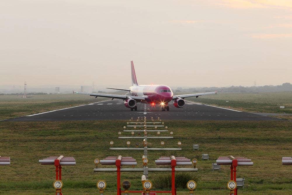 Instrumentenlandesystem am dortmund airport 1