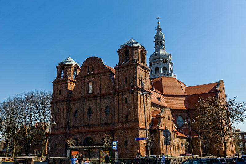 Kattowitz church
