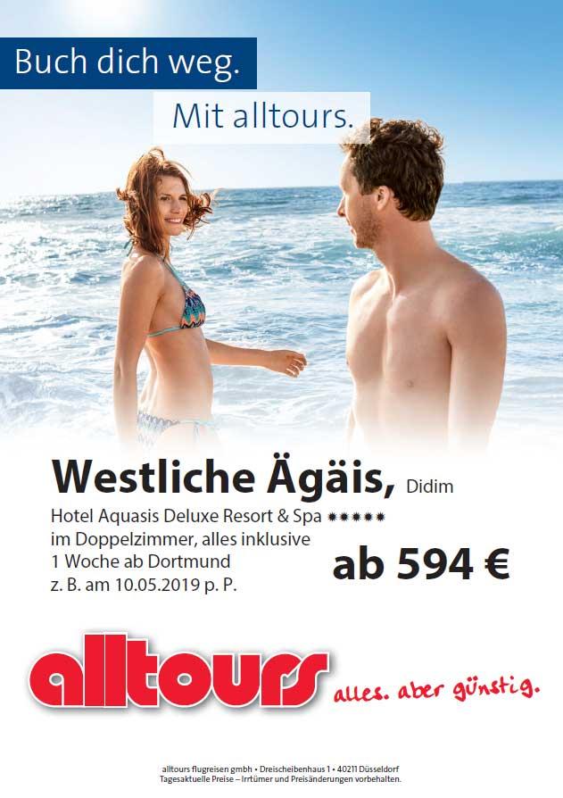Alltours hotel aquasis