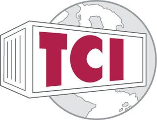 TCI Transcontainer International Holding GmbH Logo