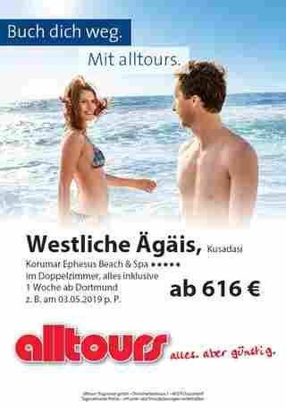 Alltours hotel korumar ephesus beach und spa