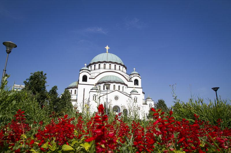 Belgrad church