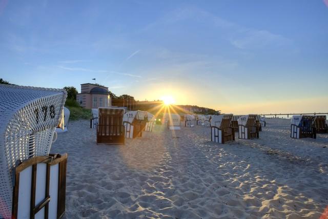 Strand bansin usedom roy von elbberg