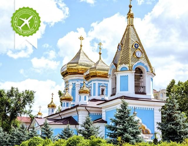 Reiseziel des monats   chisinau