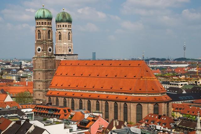 Mu nchen frauenkirche