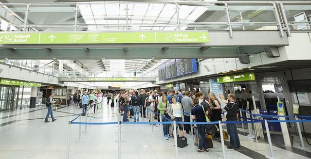 Passagierzuwachs am Dortmund Airport