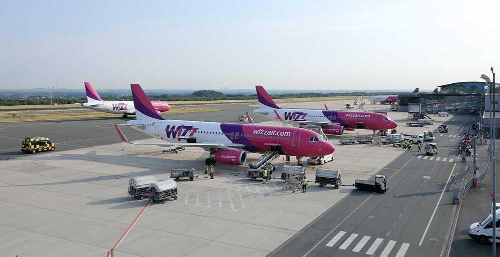 Wizz air dortmund airport