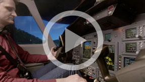 Dortmund airport film starwings flugsimulator