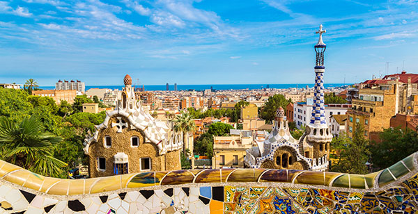 Barcelona reiseziel
