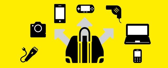 Geänderte Regelung für das Handgepäck