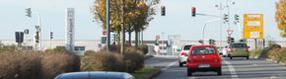 Zubringerstrasse   zum Dortmund Airport