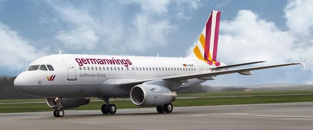 Germanwings Maschine der Verbindung Dortmund-Ankara