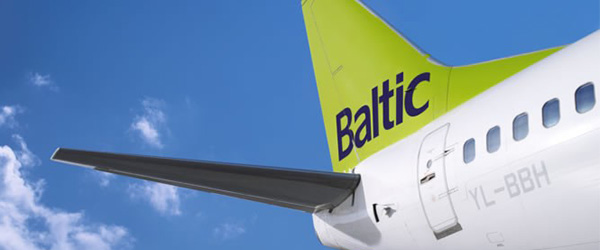 Airbaltic news