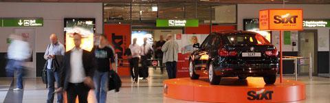 Businessstandort - Werbemöglichkeiten am Dortmund Airport