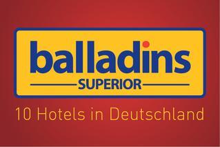 Logo Hotels   Balladins Superior