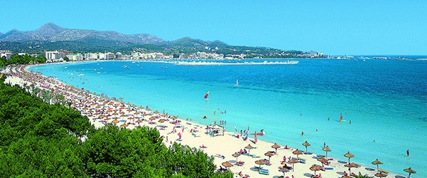 Alcudia strand news
