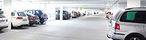 Parkhaus am   Dortmund Airport