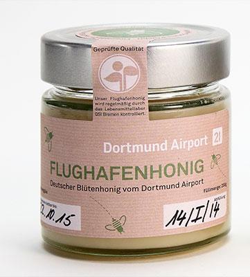 Flughafen honig