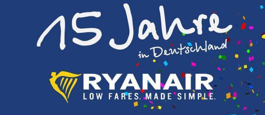 Ryanair jubila um