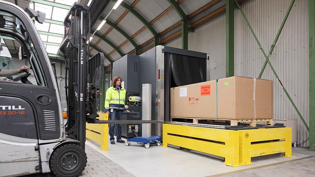 Cargo luftfracht sicherheitskontrolle