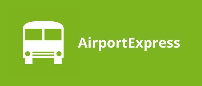 Airportexpress hinweis