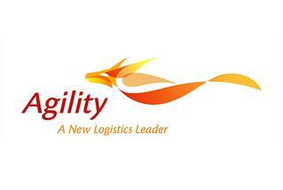 Logo der Agility   Logistics