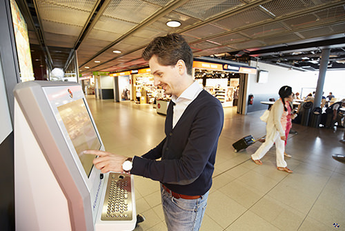 Urlaubsgruesse terminal