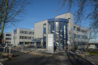Verwaltungsgebäude   des Dortmund Airport