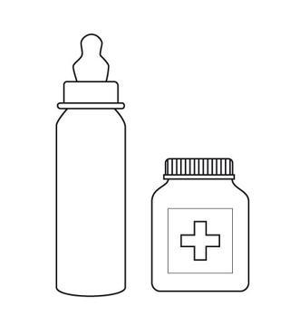 Icon für Medizin   und Babynahrung