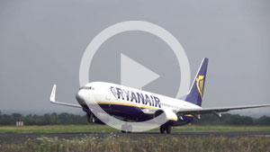 Film-Teaser zu Flughafen-Führungen am Dortmund Airport
