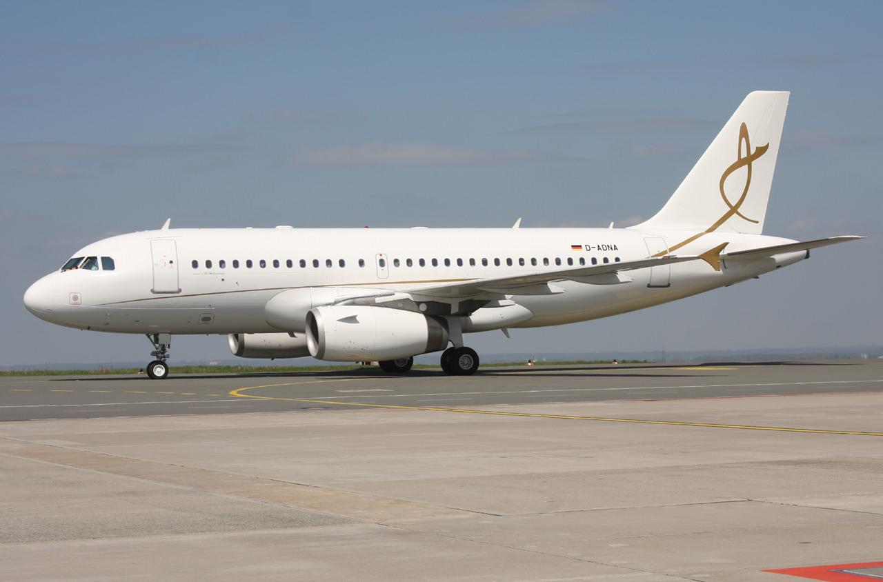 Plane a319 4